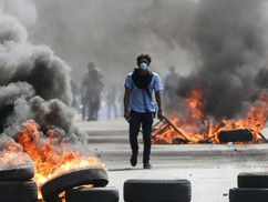 Nicaragua X Deadly Protests X Circus
