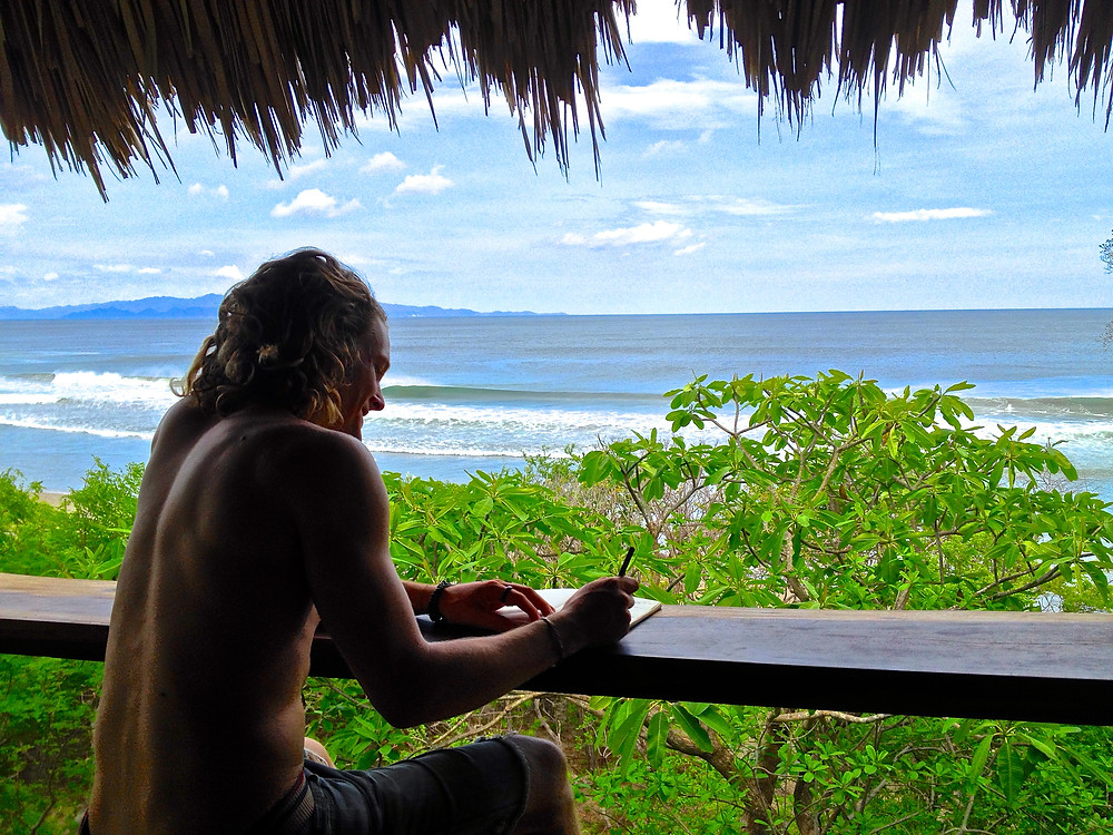 Author John Early 22 life lessons I've learned at age 30 blog travel writer Escameca Nicaragua Journal