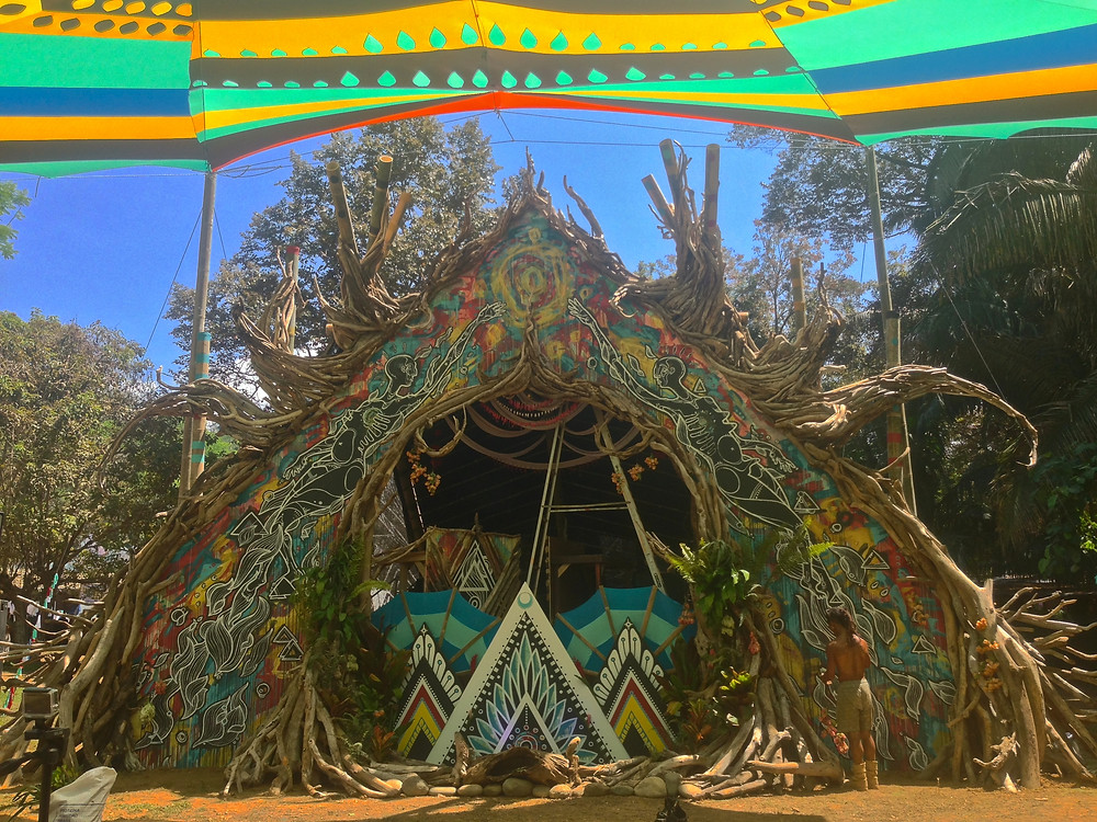 The Lapa Stage 2017 Envision Festival (Photo by John Early)