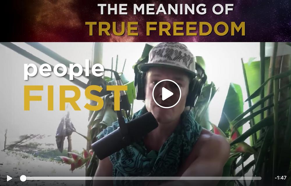true freedom super hero academy john early podcast envision festival