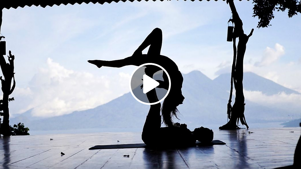 acro yoga high vibe acro momentom collective guatemala arco isis sanctuary san marcos