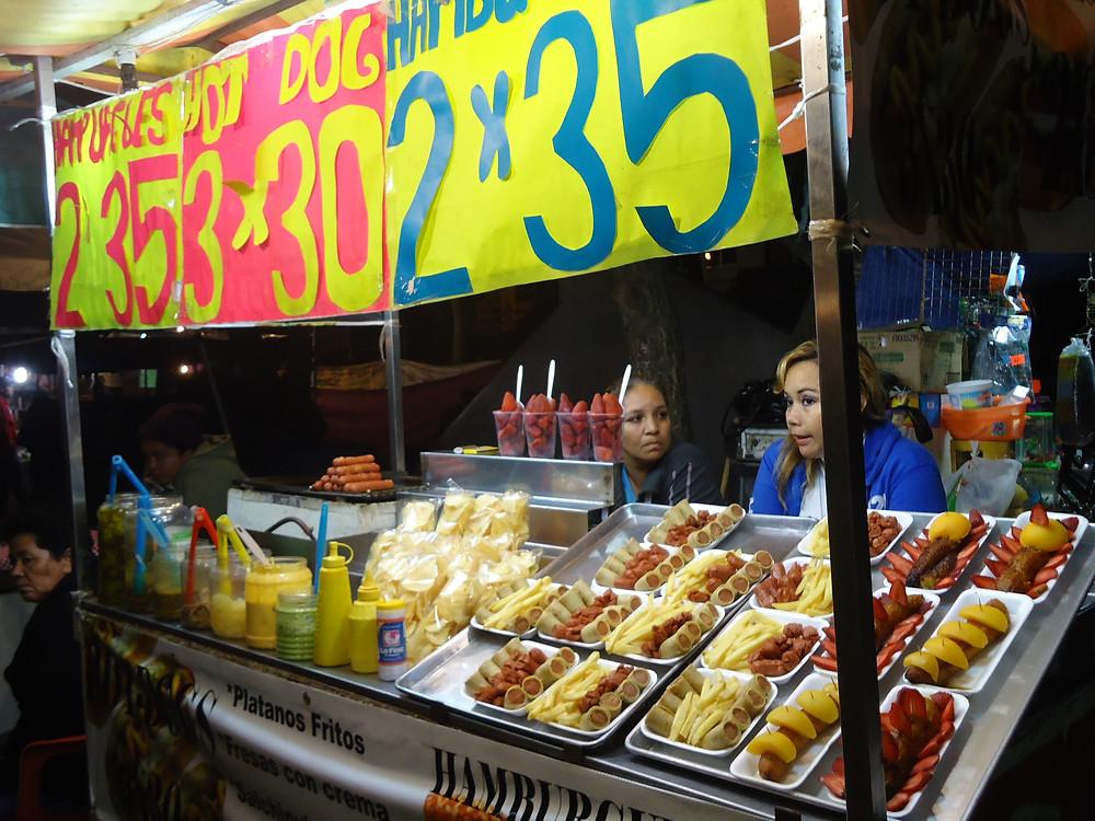 comida typico Sayulita Carnival Fair in Mexico - Photo by John Early