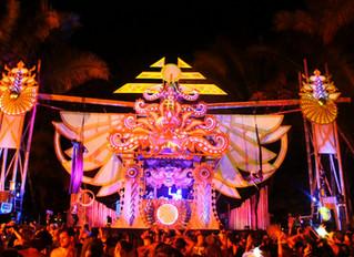 Envision Festival X The Jungle Circus Camp