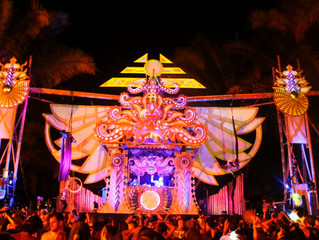 Envision Festival X The Jungle Circus Camp