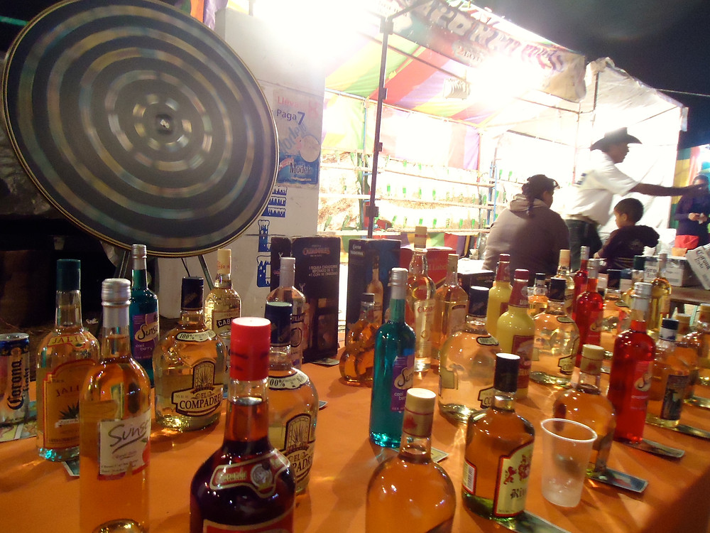 Mexican Fair Darts for Tequila Sayulita - Photo by John Early