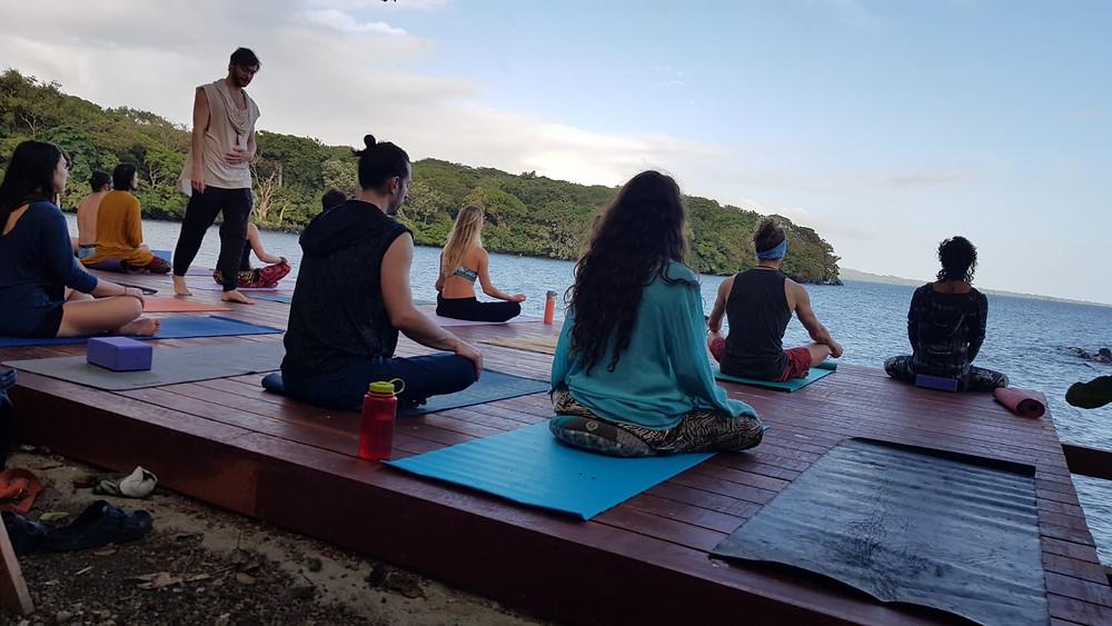 Circus Island 2021 - Momentom Collective Artist Residency El Pital Isla Ometepe Yoga