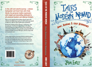 Book Release: 'Tales Of The Modern Nomad'!