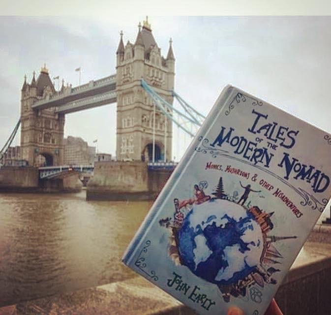 Tales of the Modern Nomad book london uk author john early bridge