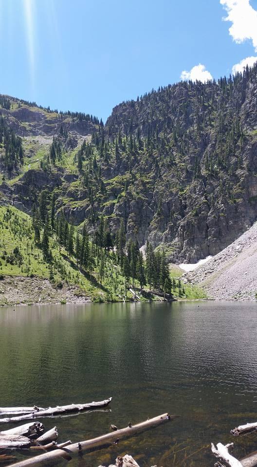 San Leonardo Lake NM