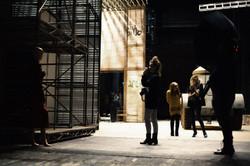 Съемки в Театре оперы и балета