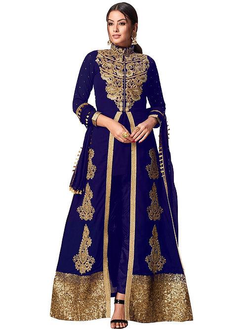 Blue Salwar Suits, New Arrival Salwar Suits, Blue Salwar Suits, Latest Salwar Suits