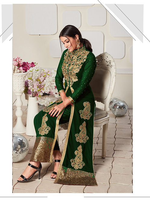 Green Salwar Suits, New Arrival Salwar Suits, Green Salwar Suits, Latest Salwar Suits