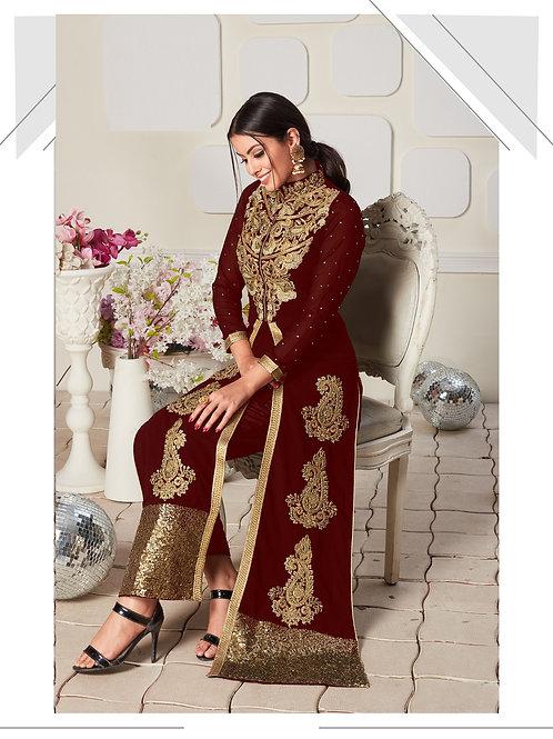 Maroon Salwar Suits, New Arrival Salwar Suits, Maroon Salwar Suits, Latest Salwar Suits