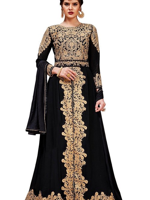 Black Salwar Suits, New Arrival Salwar Suits, Black Salwar Suits, Latest Salwar Suits