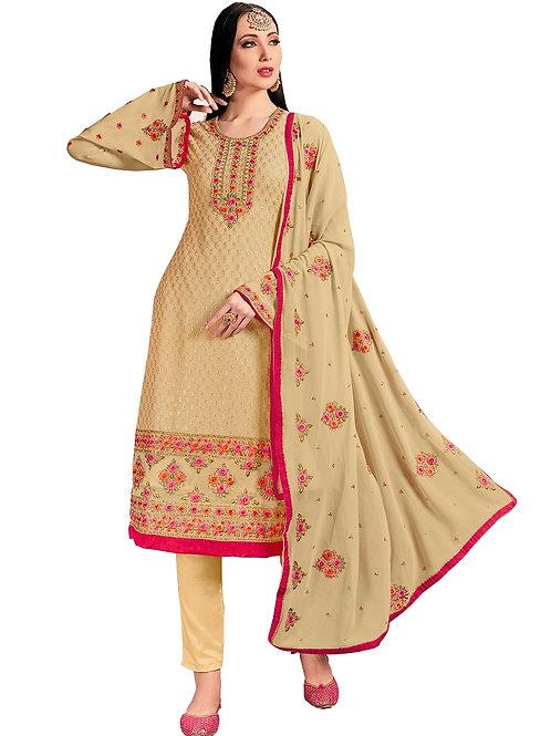 Cream Salwar Suits, New Arrival Salwar Suits, Cream Salwar Suits, Latest Salwar Suits