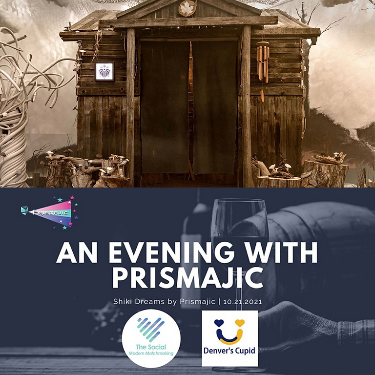An Evening with Prismajic -- and Afterparty at Middleman!