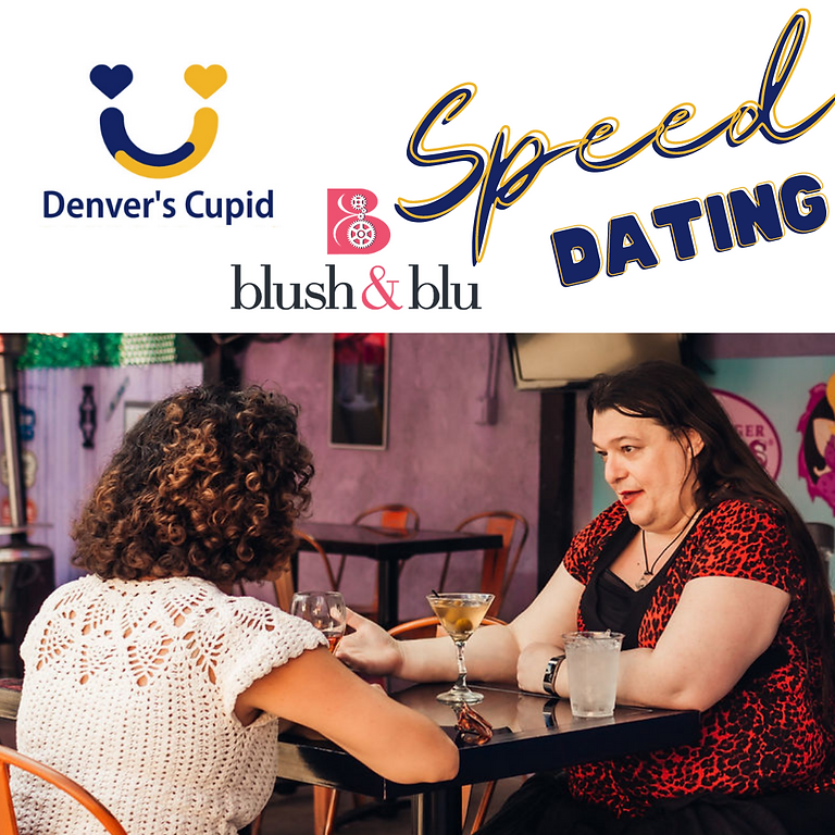 Trans and Queer Speed Dating Denver at Blush & Blu