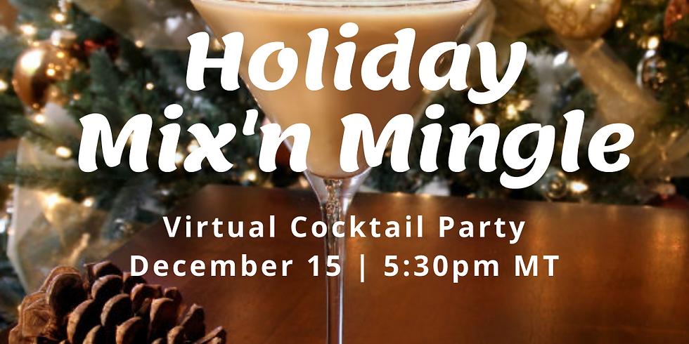Holiday Mix'n Mingle