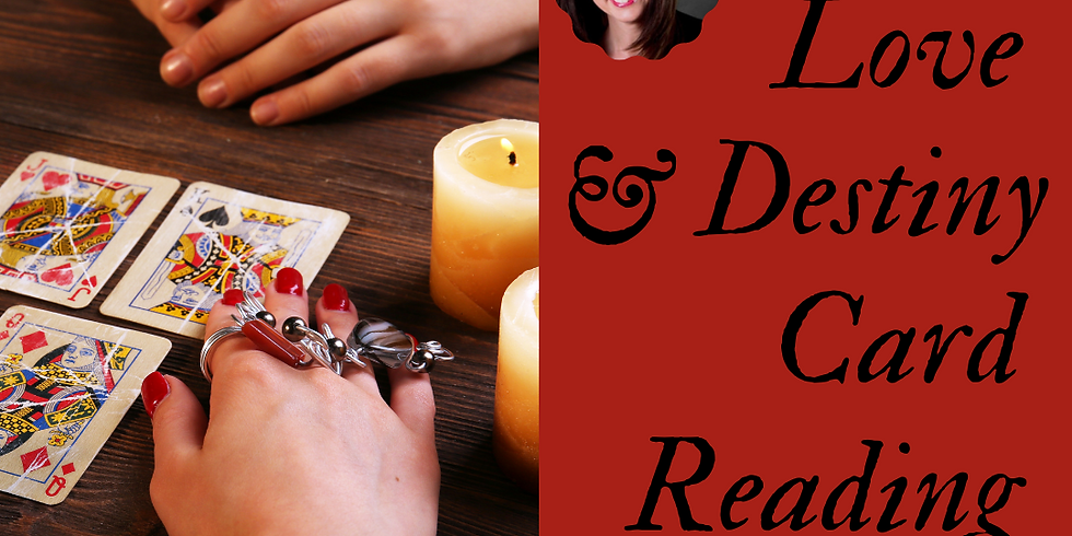 Love and Destiny Card Reading