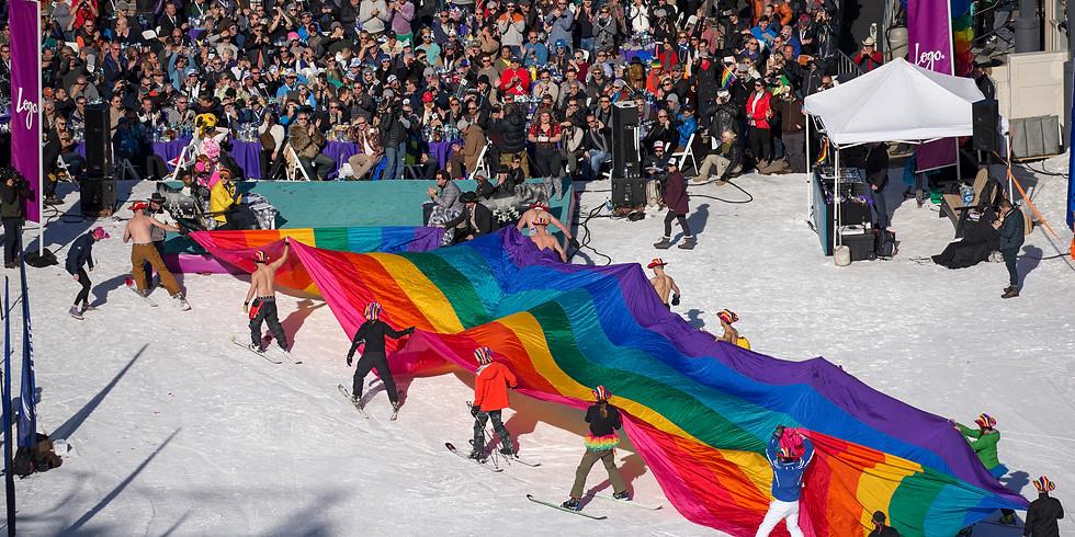 Aspen Gay Ski Week: Worldwide Cocktail Party