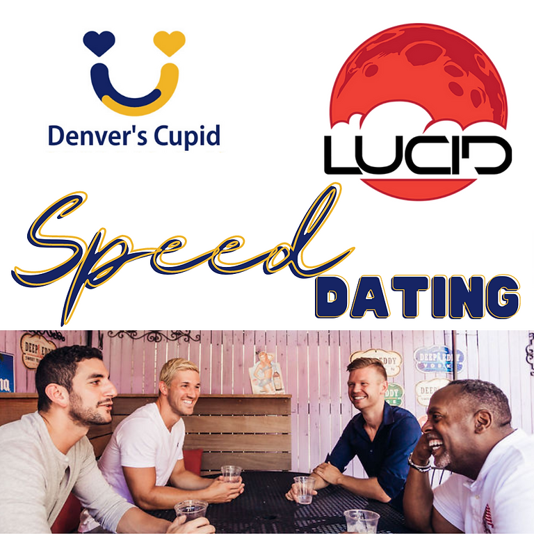Denver Gay Speed Dating 20s-30s at Lucid