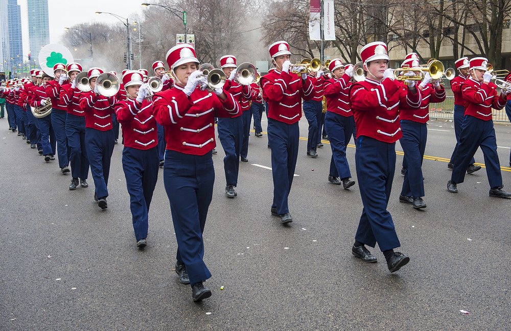 Disney/ Macy's Marching Band Trip