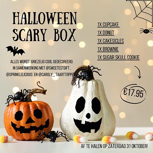 Halloween 'scary' box