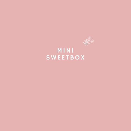 Moederdag mini sweetbox