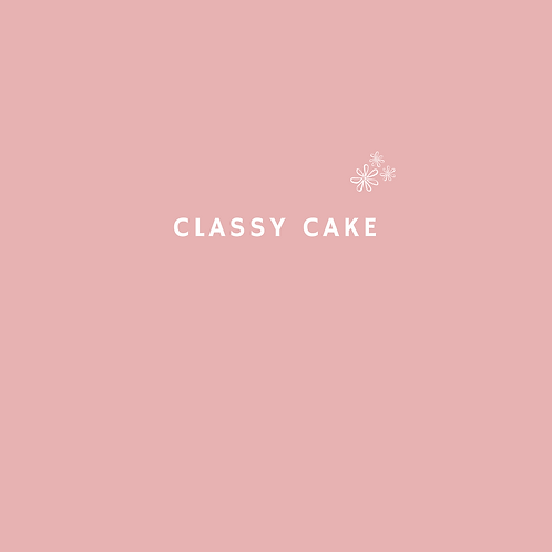 Moederdag Classy Cake