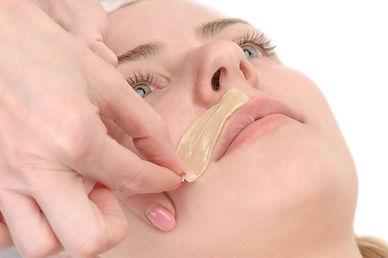 beauty salon, facial hair or mustache de