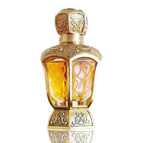 (دهن العود تركة مهراجا (معتق أكثر من 420عام)  (125 تولة) (420 قيراط الماس