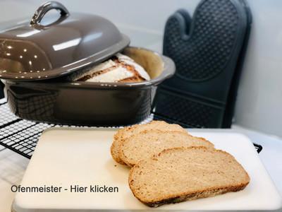 Vollkorn-Mischbrot Emmerchen   Ofenmeister Pampered Chef®