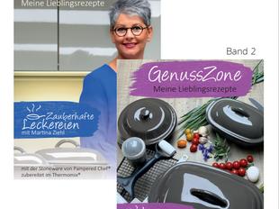 Rezepthefte GenussZone | Rezepte für die Stoneware | Pampered Chef®