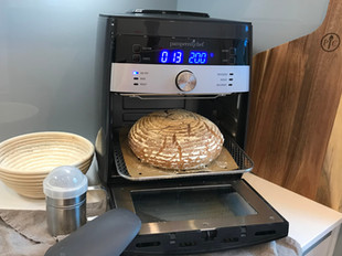 Oscar Brot gebacken im Air Fryer von Pampered Chef®