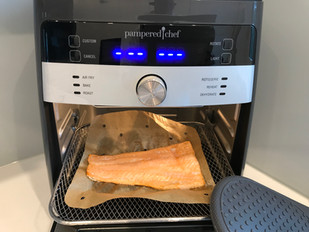 Lachs | Air Fryer | Pampered Chef