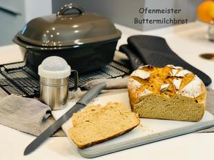 Buttermilchbrot | Backen wie im Steinofen | Ofenmeister | Pampered Chef®