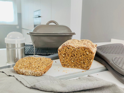 Sportler Brot   Zaubermeister Lily   Pampered Chef®