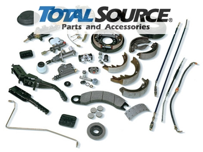 TOTAL Parts Scattered