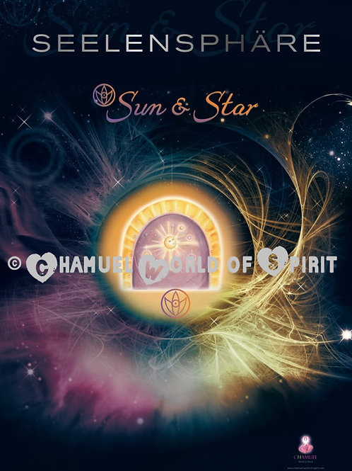 Seelensphärenposter SUN & STAR