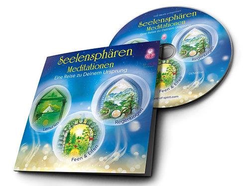 Seelensphären Meditationen CD 1