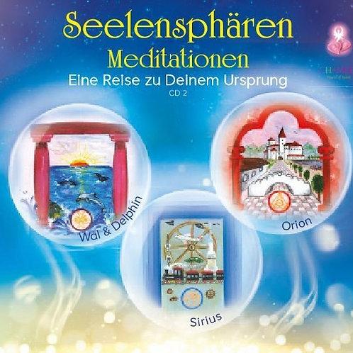 Seelensphären Meditationen CD2