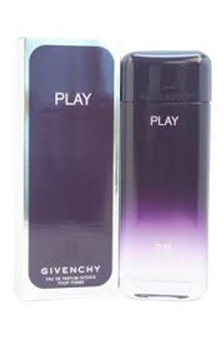 GIVENCHY PLAY INTENSE EDP 2.5 OZ FOR WOMAN