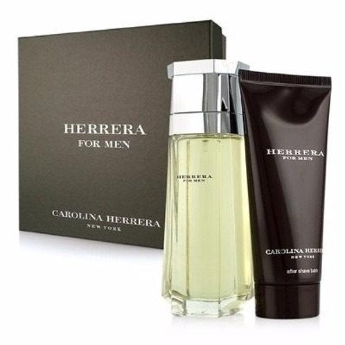 CAROLINA HERRERA SET MAN (EDT+AS)