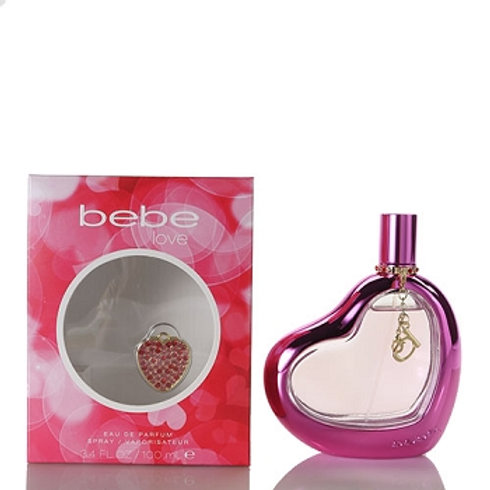 BEBE LOVE EDP 3.4 OZ WOMAN