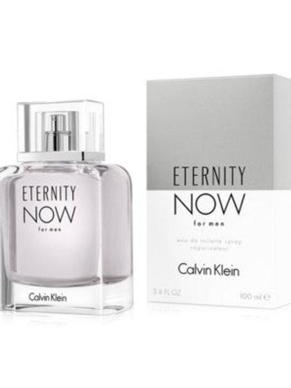 CALVIN KLEIN ETERNITY NOW EDT 3.4 OZ MAN