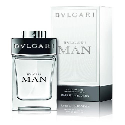 BVLGARI MAN EDT 3.4 OZ MAN