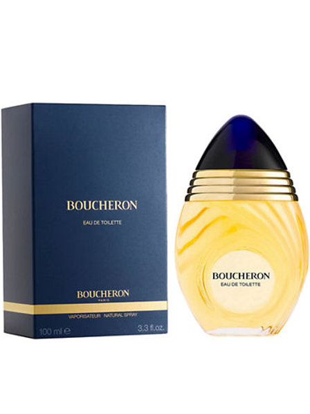 BOUCHERON EDT 3.3 OZ WOMAN OLD PACKAGING