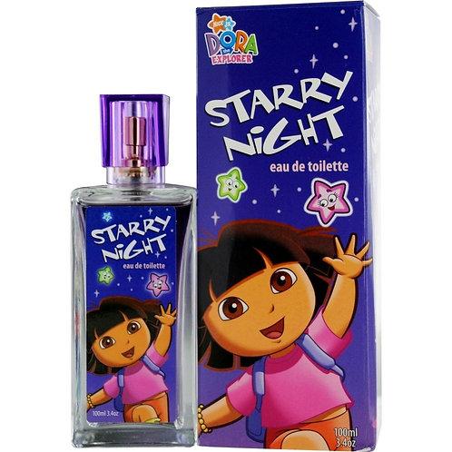 DORA THE EXPLORER STARRY NIGHT EDT 3.4 OZ GIRL