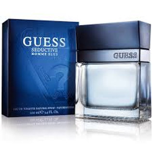 GUESS SEDUCTIVE HOMME BLUE EDT 3.4 OZ MAN