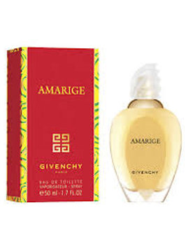 GIVENCHY AMARIGE EDT 3.4 OZ FOR WOMAN